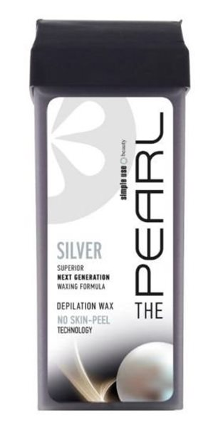 Picture of Cera Roll On Pearl Silver 100ml Caixa com 24 unidades, by Simple Use
