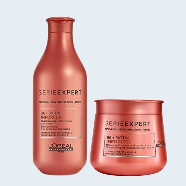 Picture of Loreal Pack Inforcer (Shampoo + Máscara)