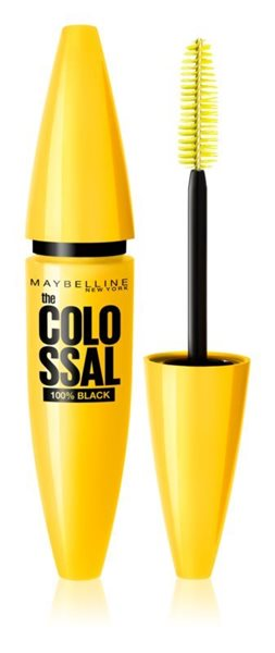 Picture of Maybelline Máscara Colossal 100% Black 9,5ml
