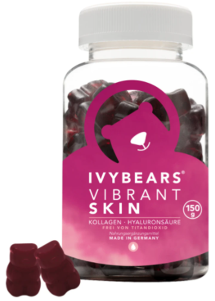 Picture of IvyBears Vibrant Skin 150GR = 60 Gomas