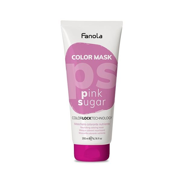 Picture of Fanola Color Mask Pink Sugar 200ml