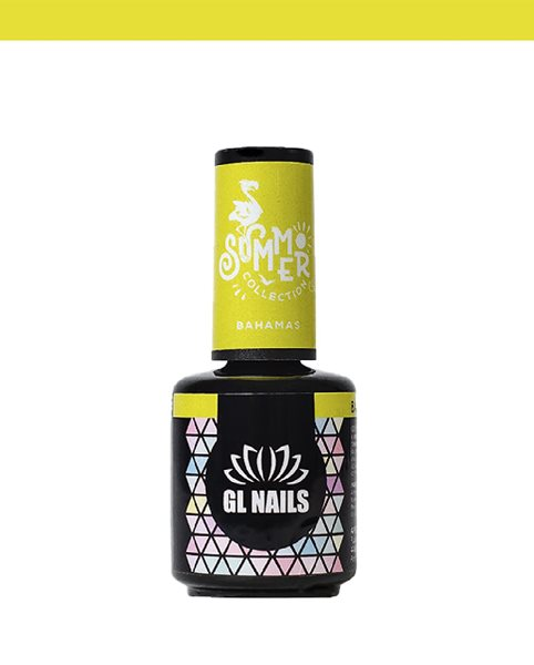 Picture of Gel Verniz Bahamas 15ml (Summer Collection) GL Nails