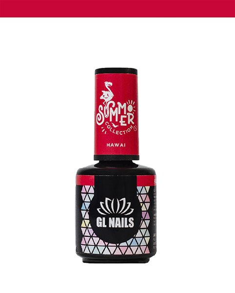Picture of Gel Verniz Hawai GL 15ml (Summer Collection) Nails