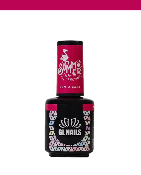 Picture of Gel Verniz Punta Cana 15ml (Summer Collection) GL Nails