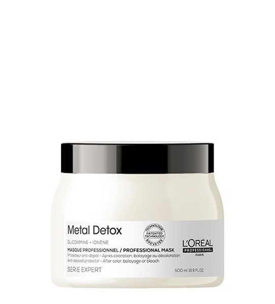 Picture of L'Oreal Profissional Metal Detox Máscara 500ml
